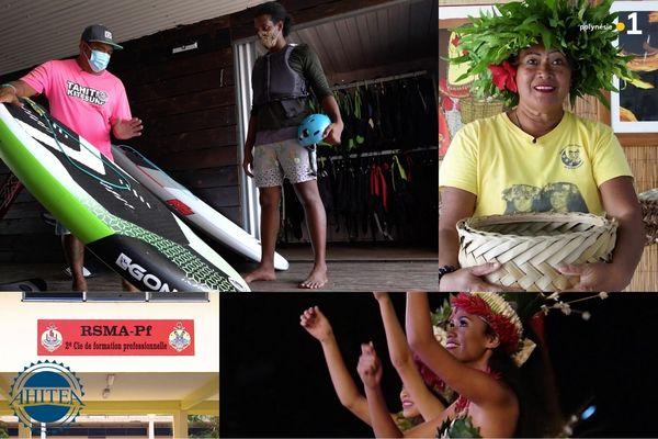 Ahitea - Saison 3 / Episode 29 : le foil, le RSMA et le Ori Tahiti