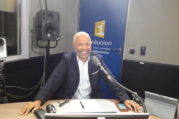 Jean-Max Labonté, président du comité d'organisation de l'ODHIRATHON