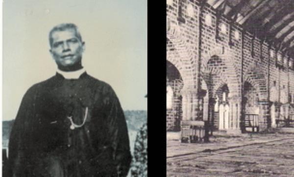 Le père Petelo Hamale