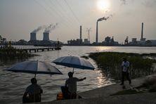 Détente sur fond d'industries à Shanghai