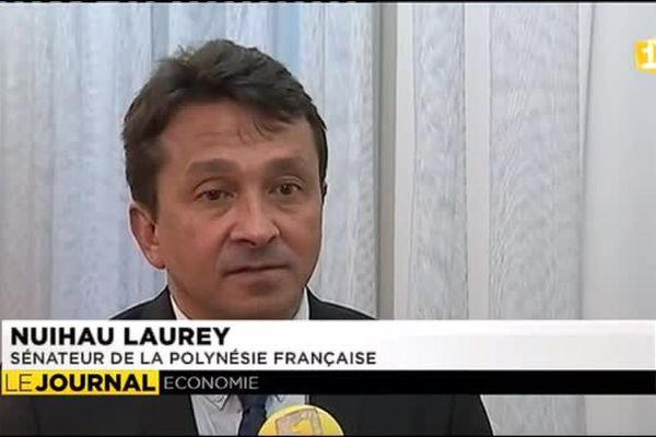 Nuihau Laurey veut que la ministre des outremers confirme ses engagements