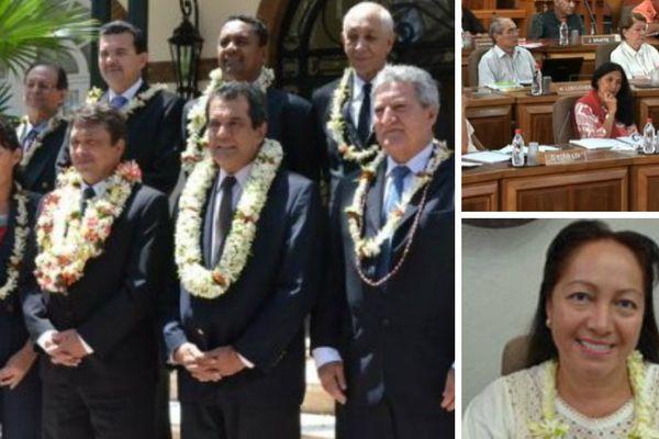 Assemblée Polynésie française