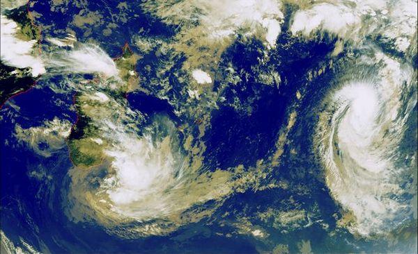 Image Satellite du 9 janvier 2018