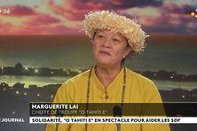 O Tahiti E sur scène au profit des œuvres de père Christophe