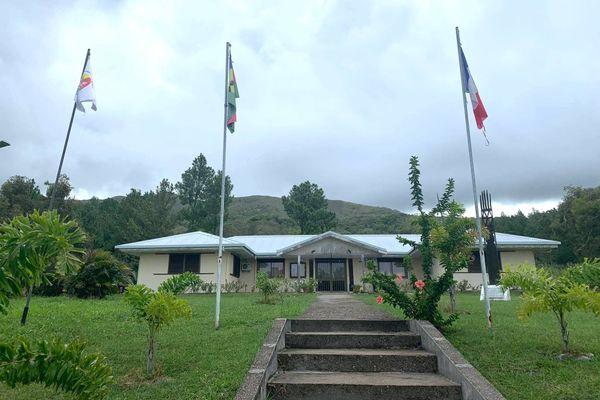 Mairie de Pouébo