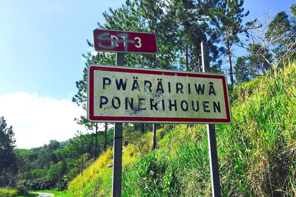 panneau ponérihouen