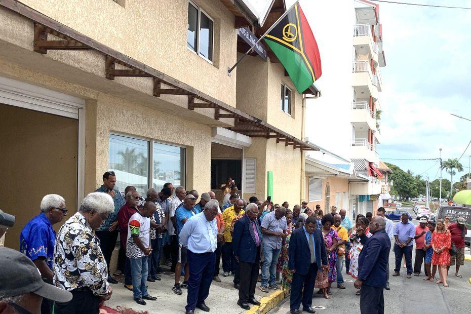 Le Vanuatu s'offre des locaux pour son consulat à Nouméa - Nouvelle-Calédonie la 1ère