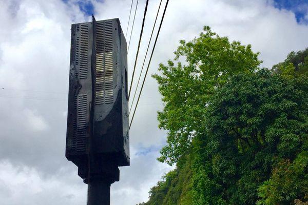 photos radar de l'Ilet à St André