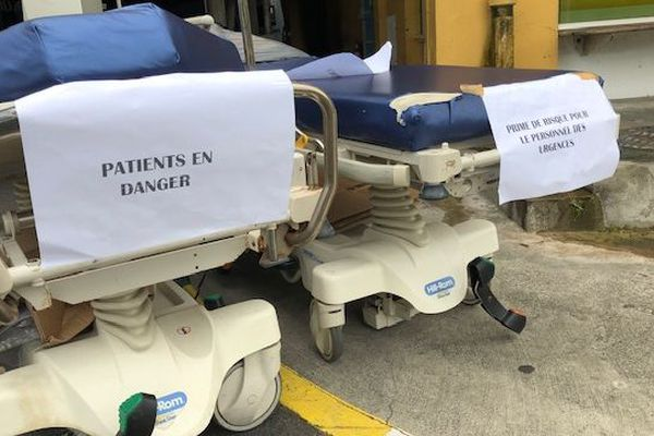 patients en danger