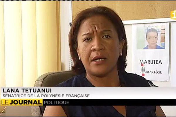 Tensions entre le président du pays et les maires : Lana Tetuanui veut calmer le jeu.