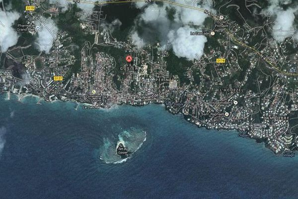 gosier map