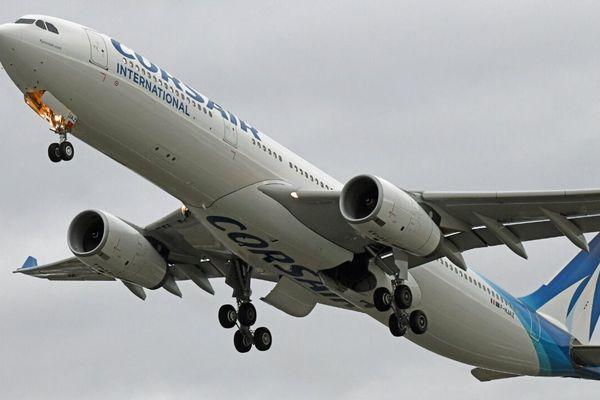 corsair avion