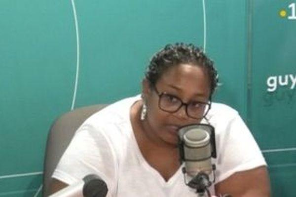 Claudia Béhary Laul Sider cadre psycho social de l'HAD Guyane