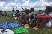 Les footballeurs U17 devaient retrouver ce mardi les moins de 19 ans de Brisbane Roar.