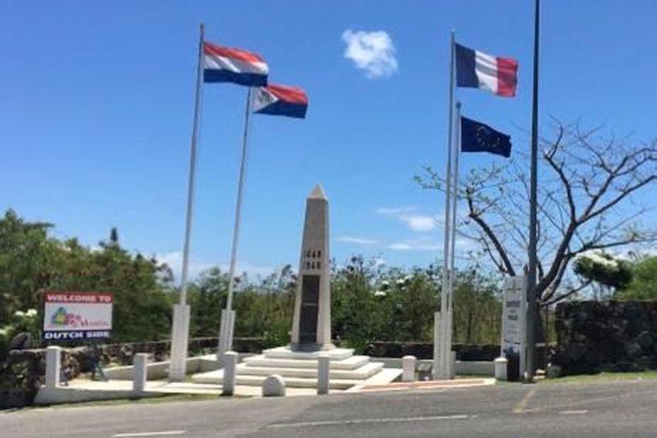 Saint-Martin : la frontière à nouveau ouverte côté français - Guadeloupe la 1ère