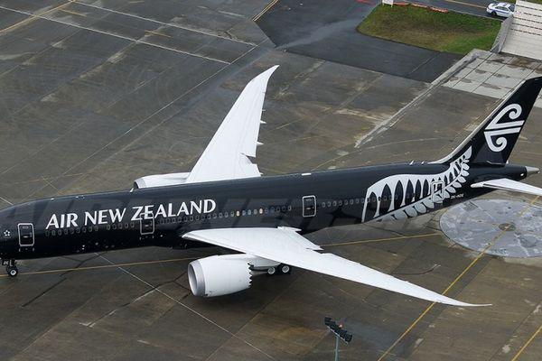 Air New zealand s'offre 10 avions de rêve