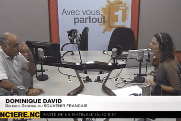 Invité Radio Dominique David 101114