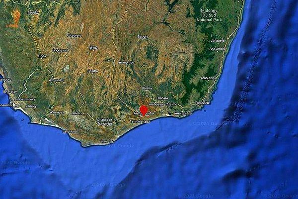 Androy meridionale del Madagascar