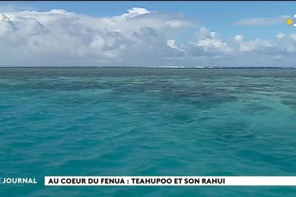Le rahui  permet à Teahupoo de gérer ses ressources marines