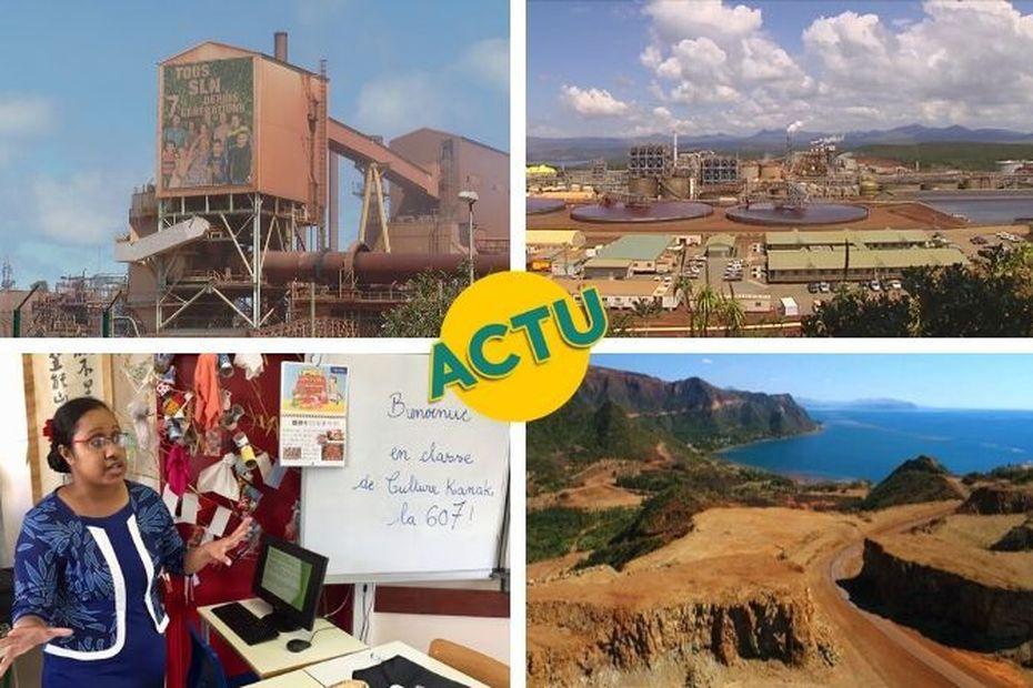 Centrale électrique, avenir de Vale, Coronavirus, Nengone : l'actu à la 1 du jeudi 27 février 2020 - Nouvelle-Calédonie la 1ère