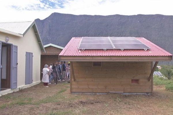 20160204 Installation solaire Mafate