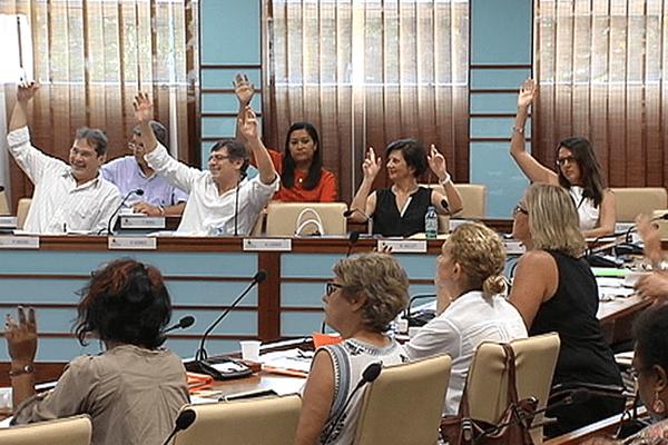 Vote de l'Autorité de la concurrence au Congrès de Nouvelle-Calédonie