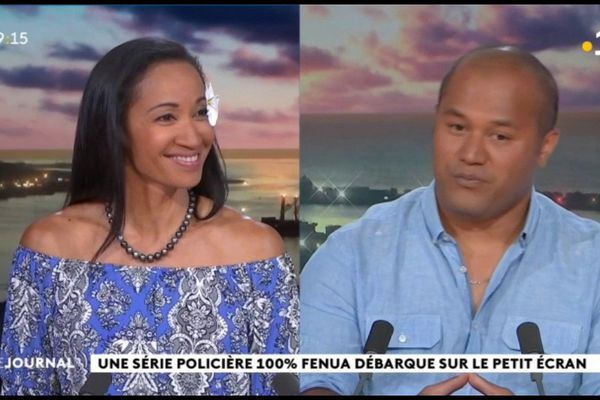 ''Tahiti PK 0'' débarque en Polynésie