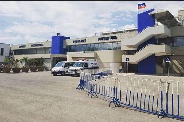Haïti aéroport de Toussaint L'Ouverture