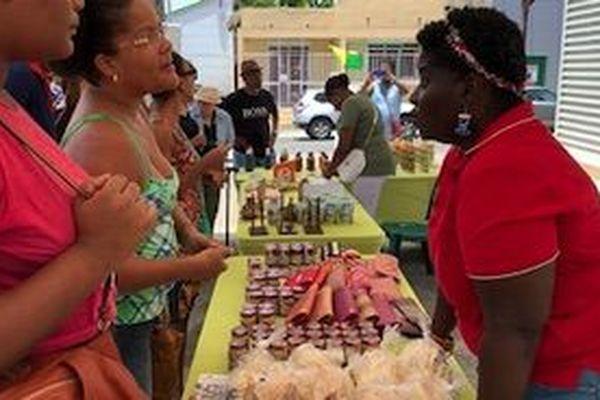 Journée de la Guyane au Lamentin en Guadeloupe
