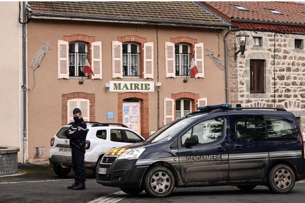 gendarmes tués dans le Puy-de-Dôme