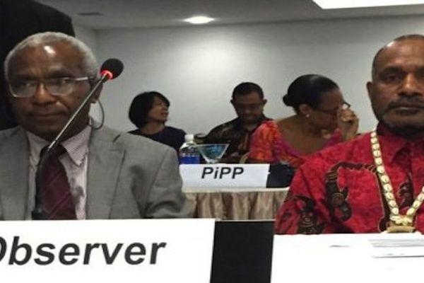 La Papouasie occidentale a obtenu le statut d'observateur au MSG