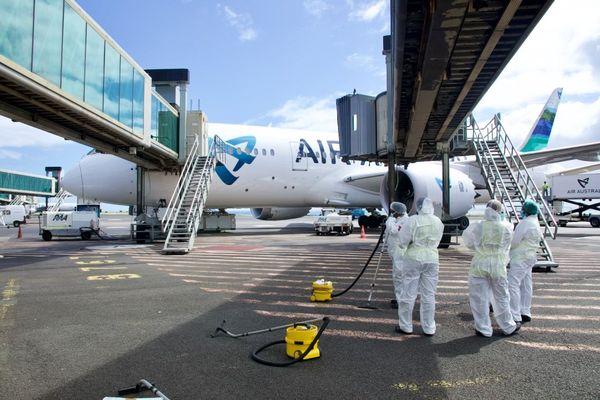 Air Austral La compagnie maintient son programme de vols jusqu'au 31 mai 2020