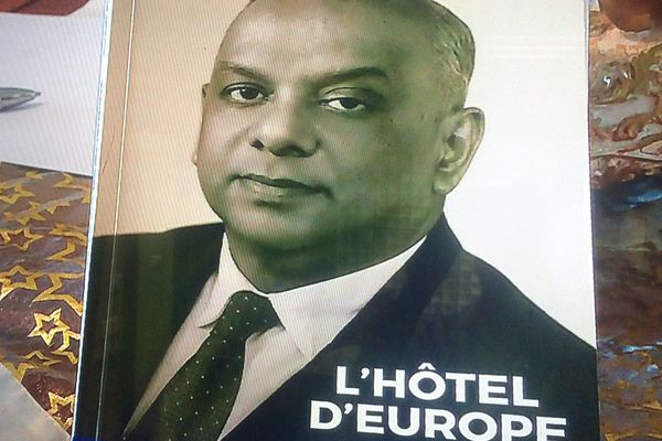 Livre hotel d'Europe