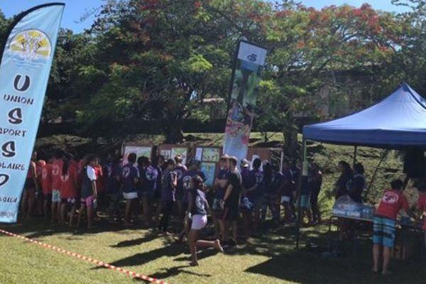 Marche pour ta santé Taravao