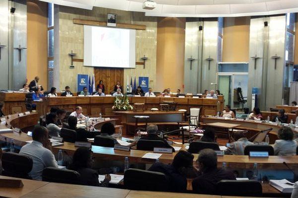 Assemblée pleinière conseil départementale