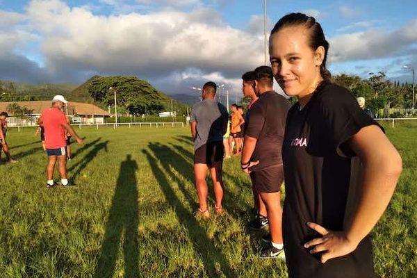pôle Espoir rugby NC  accueille sept stagiaires de W&F