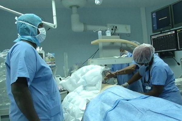 CHU : opération coeur