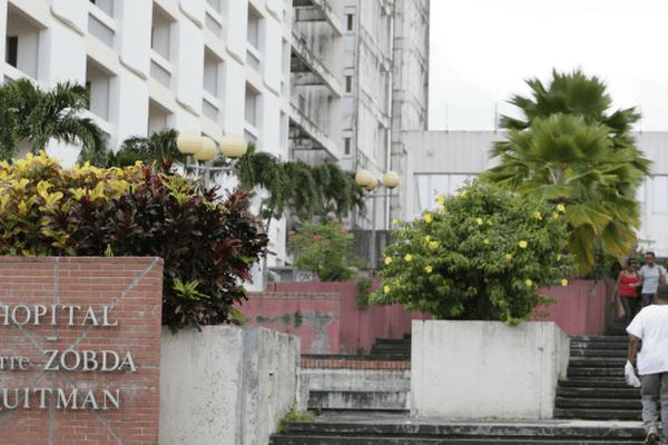 Hôpital Pierre-Zobda Quitman Martinique
