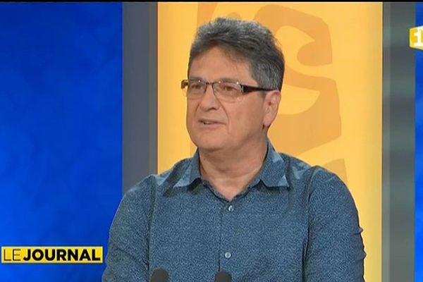 Michel Monvoisin : invité de l'Hebdo