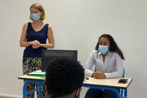 Soraya Barthélémy - ancienne élève d'hypokhâgne et étudiante à Sciences Po Paris