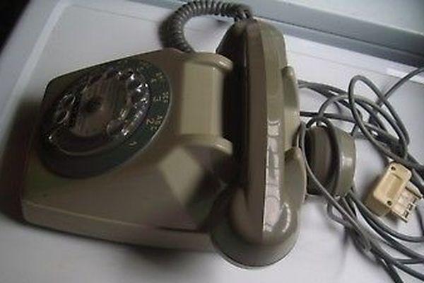 Téléphone filaire 3