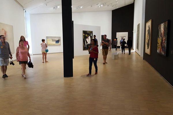 Exposition Pompidou