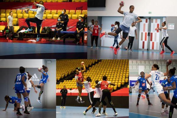 bleues handball ultramarines
