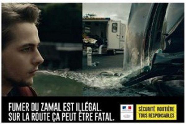 sécurité routière campagne anti-zamal