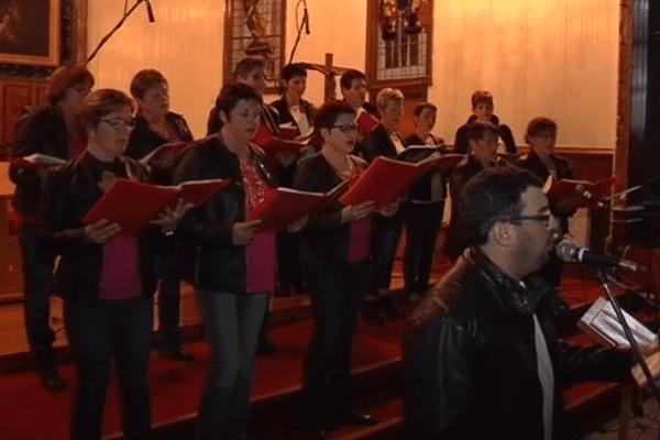 chorale miquelon concert