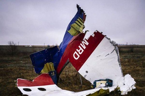 Image du Boeing 777 de la Malaysia Airlines, abattu le 17 juillet 2014