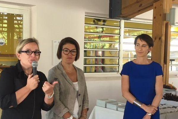 Isabelle Rebattu la sous-préfète à la cohésion sociale et jeunesse