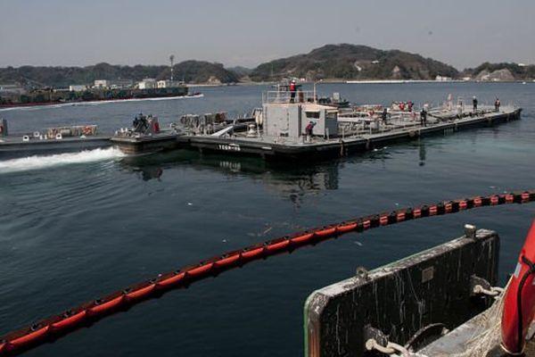 Fukushima : aide US au refroidissement de la centrale nucléaire