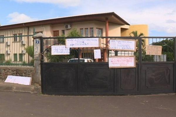 mairie de bouéni