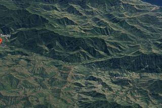 Vallée Nord de la Hienghène